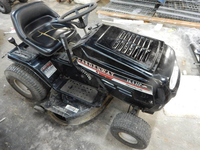 Gardenway By Troy Bilt Lawn Tractor Outdoor Care More South Kc Grandview Equip Bid