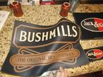Bush Mills Large Bar Mat