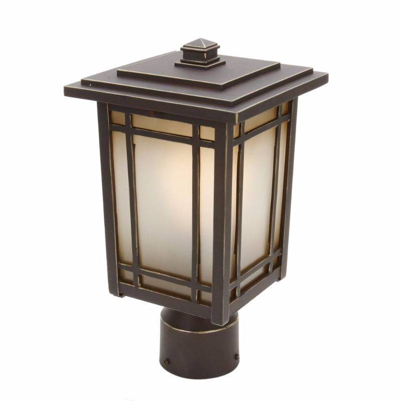Home Decorators Collection Port Oxford 1 Light Outdoor Oil