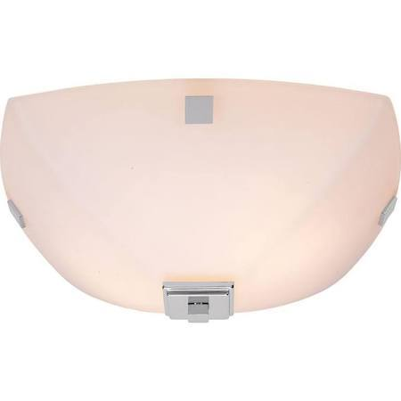 Home Decorators Collection Ceiling Mounted Lighting Sydney 2 Light Polished Nickel Flush Mount