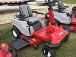 ***NEW***EXMARK FRONT STEER ZERO TURN MOWER