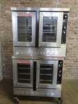 Blodgett Double Stack Convetion Oven on Casters