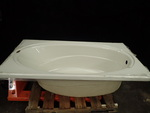 Jacuzzi Brand Soaking Bath Tub
