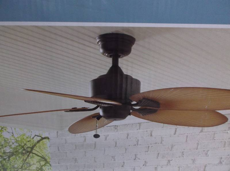 Hampton bay 52 inch lage room ceiling fan lillycrest aged bronze hampton bay 52 inch lage room ceiling fan lillycrest aged bronze finish lighting galore kitchen dining bath exterior lighting and ceiling fans aloadofball Choice Image