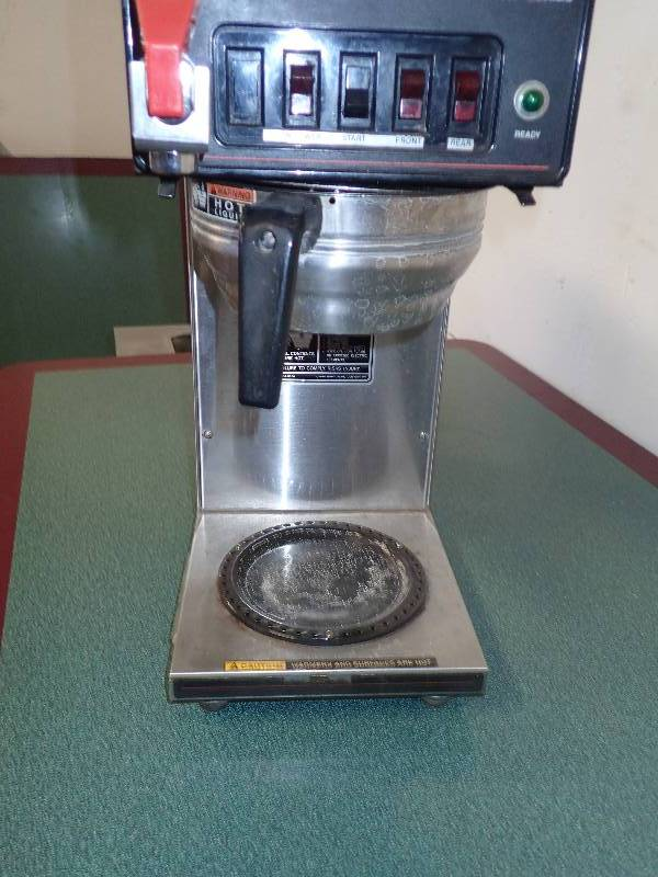 Bunn Coffee maker Restaurant Equipment Auction Equip-Bid