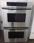 "Thermador 30"" electric double wall oven"