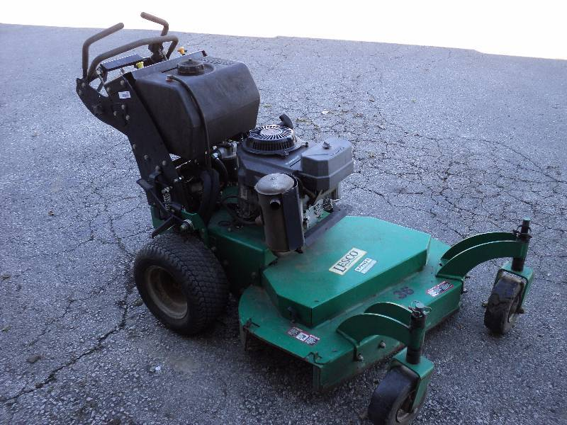 lesco walk behind wiring diagram lesco 36  walk behind mower  15 hp kawasaki motor  hydraulic drive  lesco 36  walk behind mower  15 hp