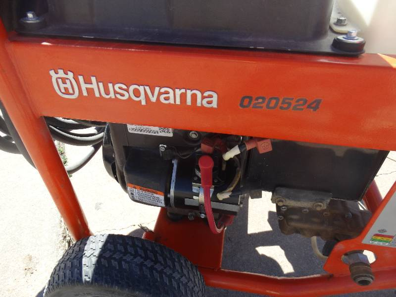 Husqvarna 3300 Max Psi Commercial Power Washer New Battery