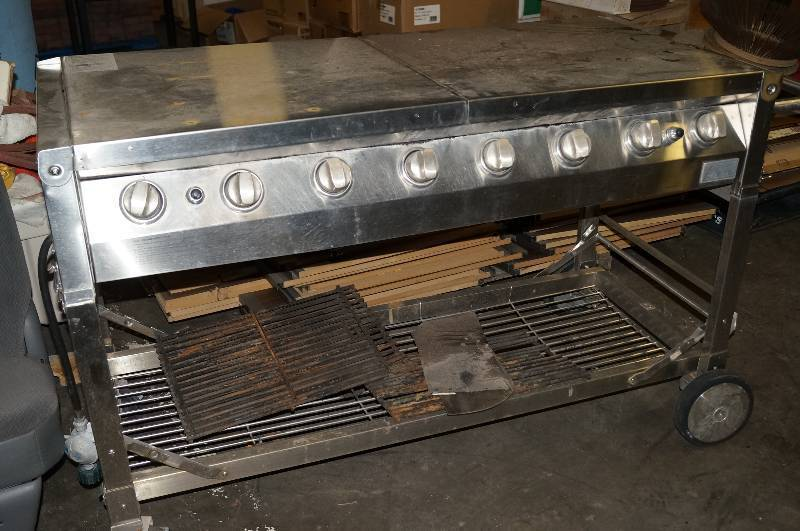 Grand Cafe Bbq Grill For Sale