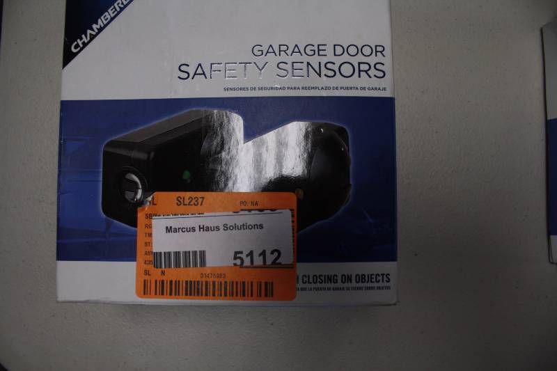 Garage Door Sensors Marcus Haus Solutions Home Tools