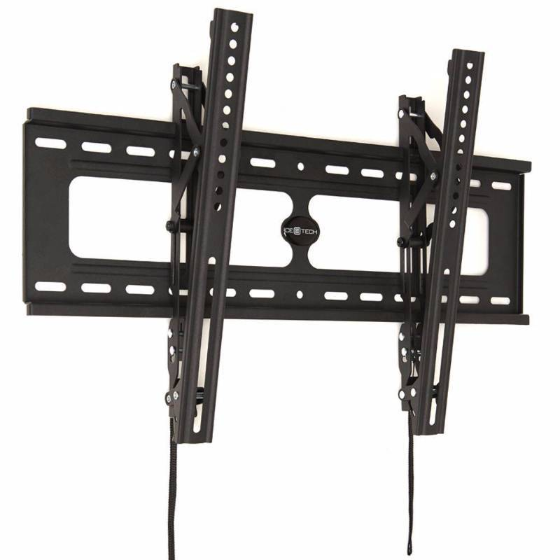 space saver 30901 tilting wall mount for large flat panel tv black
