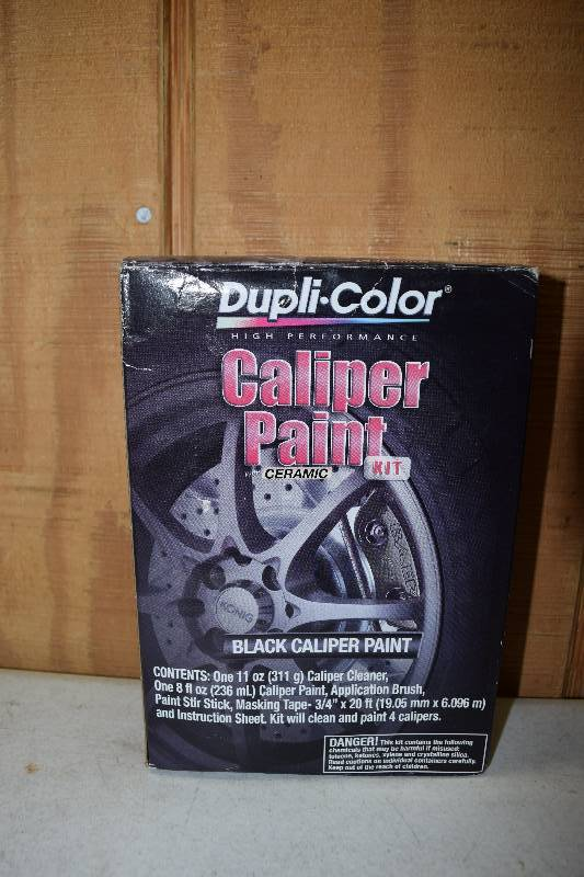 10 Dupli Color Caliper Paint With Ceramic Kit Belton All Star