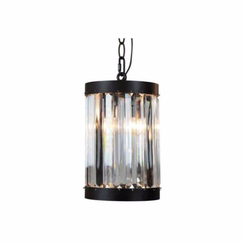 Home Decorators Collection Pendant Lights 1 Light Oil Rubbed Bronze Indoor Glass Mini Pendant