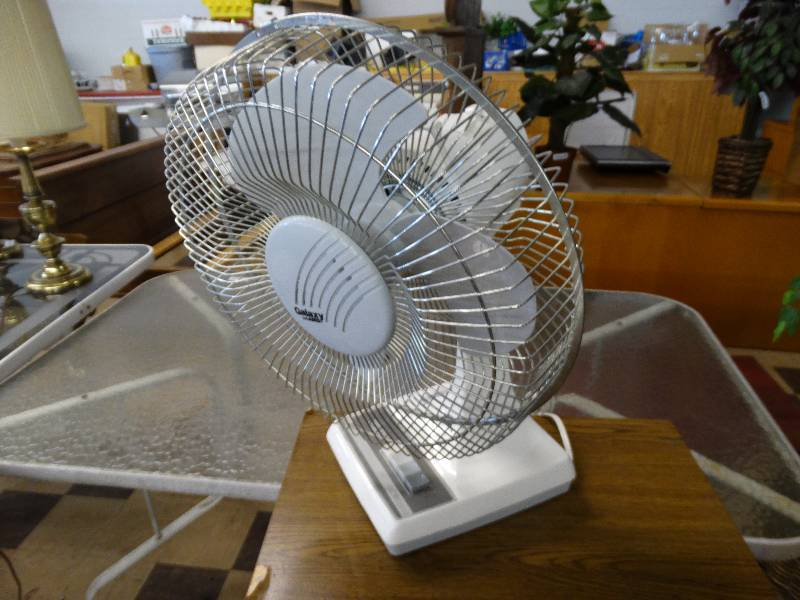 Lasko Galaxy Fan : Galaxy by lasko table tap fan north wichita warehouse