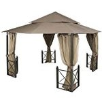 Hampton Bay Replacement Canopy for 12 Ft. X 12 Ft. Harbor Gazebo