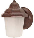 Lot of 2 Nuvo 60/640 Outdoor Wall Lantern's