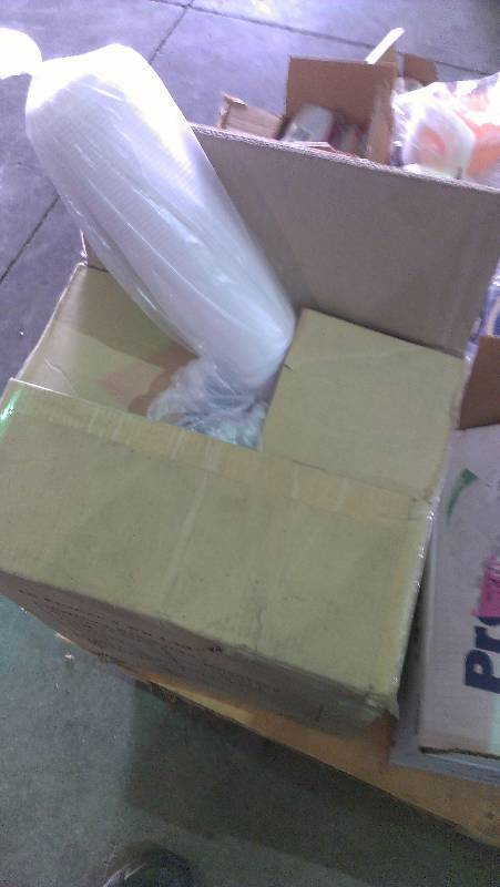 Pallet Of Food And Restaurant Supplies Jr Sales