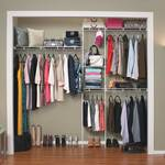 ClosetMaid 1628 5ft. to 8 Ft. Closet Organizer Kit