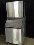 Manitowoc Ice Maker and Bin