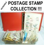 Incredible *** Postage Stamp Collection *** HUGE Collection from the USA and all over the world! All stamps are in Excellent condition and almost ALL are organized and labled. MUST SEE! Highlight of the auction!!!