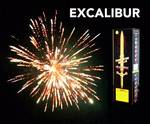 Firework - Excalibur - 24 Canister Shells #1 in the World! - Don't pay the List Price of $89.99!!! BID to Win here - Pick up July 2nd!