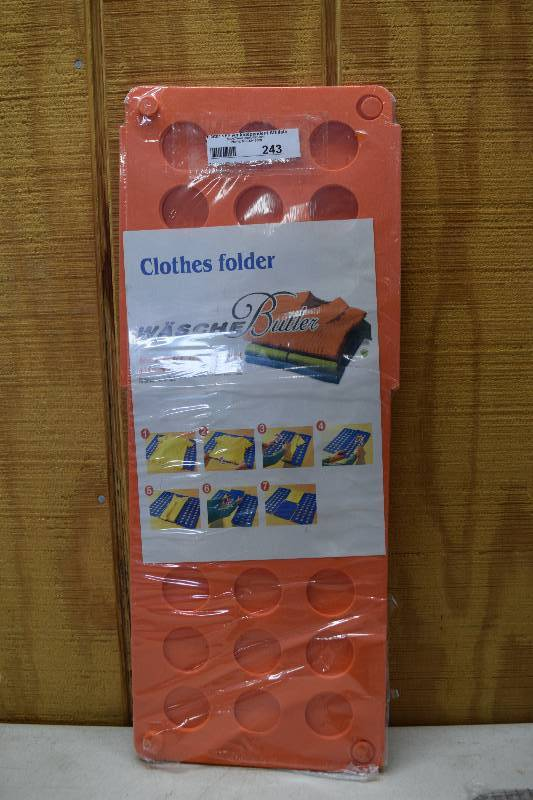 size 40 50b74 f7f7f Wasche Butler Clothes Folder | Belton All Star Merchandise ...