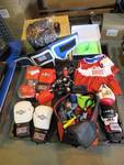 Lot Of Blemished And Returned Boxing Equipment
