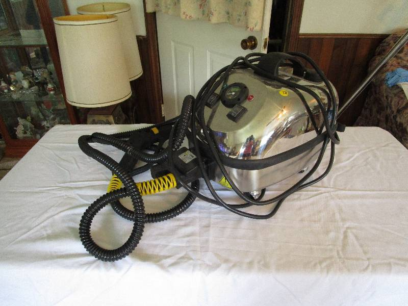 Daimer Kleenjet Pro 300cs Detailing Vapor Steam Cleaner Commercial Grade Johnson County Estate Kubota Ammo Quality Items Equip Bid