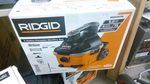 Ridgid Shop Wet/ Dry Vac WD4070