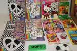 Lisa Frank and Hello Kitty Lot