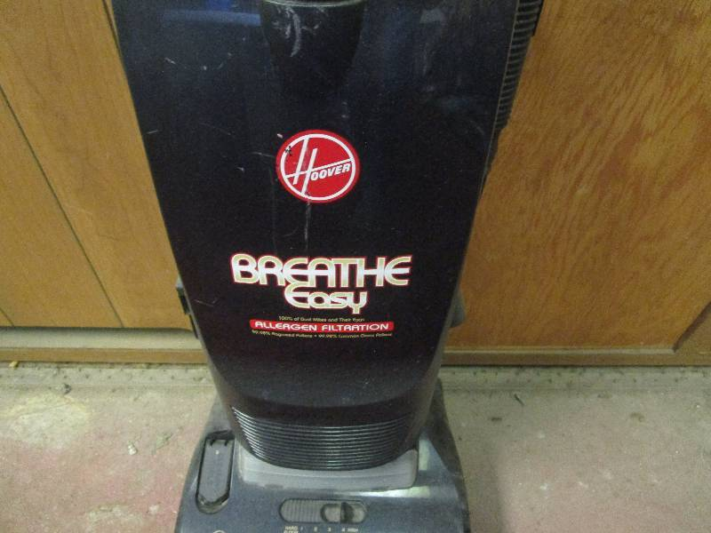 Hoover Breathe Easy Vacuum Cleaner