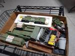 M*A*S*H Train Set & Toy Cars - No track