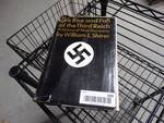 The Rise and Fall of the Third Reich - hardback book