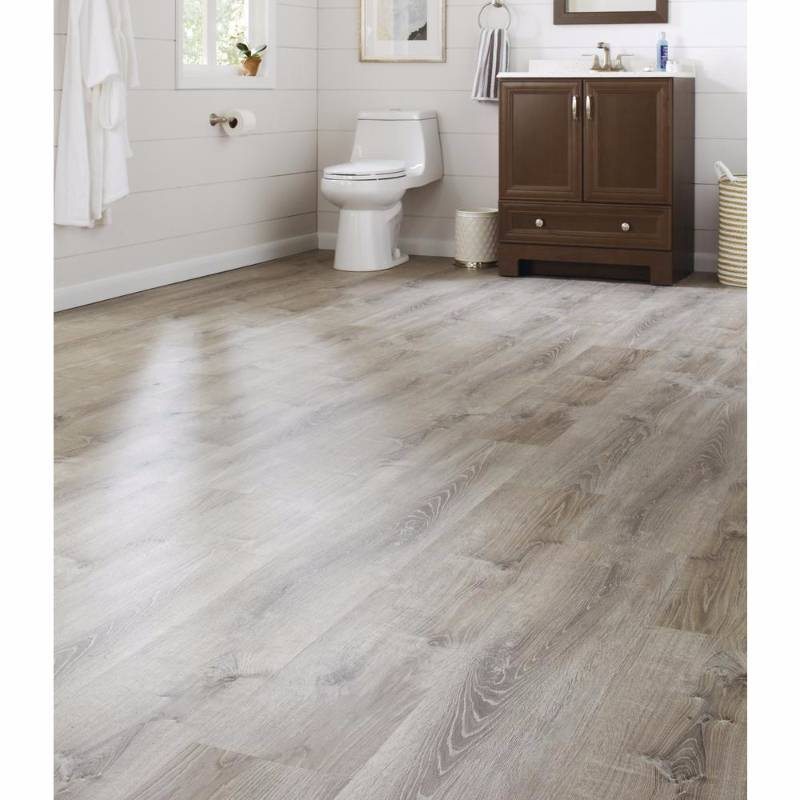 Lifeproof Vinyl Plank Flooring Sterling Oak Marcus