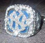 Replica World Championship Ring Size 11 NY Yankees