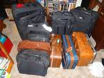 Lg. Lot of Luggage