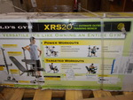 Gold's Gym XRS Work Out Bench