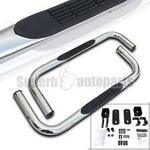 Ford F-150 2009-2013 bent-end side bars w/ mounting brackets and hardware