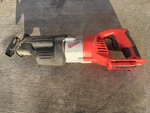 USED MILWAUKEE 28V SAWZALL TESTED WORKS GREAT