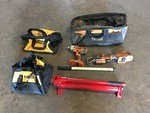 RIDGID DRILL DRIVER RECIPROCATING SAW TOOL BAGS AND MORE