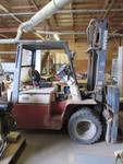 2000 Nissan 9,000lbs Capacity Forklift
