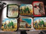 Lot of 6 Serving Trays