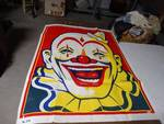 Large Carnival/ Circus poster- marked No.215