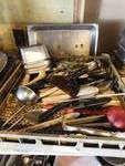 Lot of Pans and Kitchen Utensils