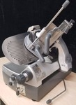 Hobart 2912 automatic meat slicer with sharpener