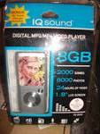 IQ Sound 4GB MP3 Player