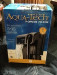Aquarium power filter