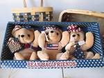 4th of July bears and decorations