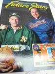 May 1991 Beckett's Baseball Card Monthly edition.  Does anybody collect these old card price guides.