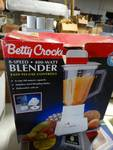 Betty Crocker 8 speed blender